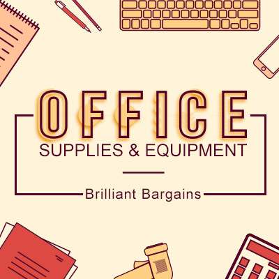 20% off office & school supplies