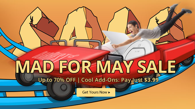 May Sale