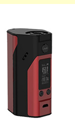 Original WISMEC Reuleaux RX200S 200W TC Box Mod 0.96 inch OLED Screen