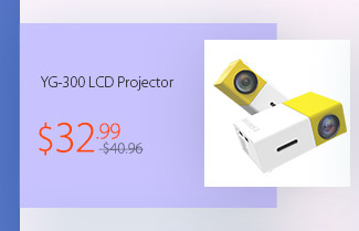 YG-300 LCD Projector