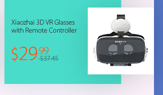 Xiaozhai 3D VR Glasses with Remote Controller