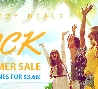 ROCK THE SUMMER SALE