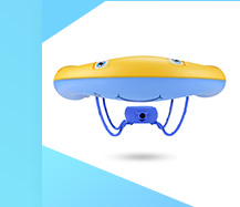 HITEHOME 16011 Airbag RC Quadcopter
