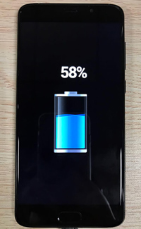charge Elephone S7 smartphone