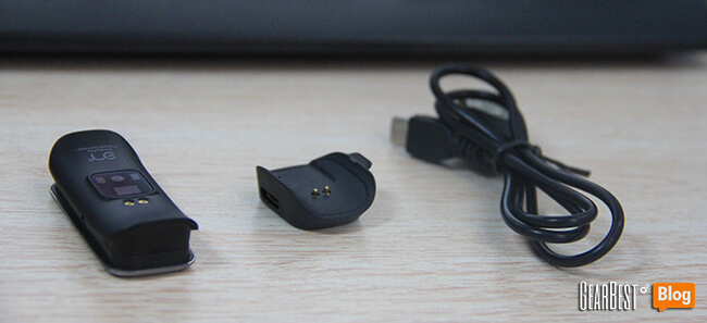 USB cable for 37 degree L18 smart wristband