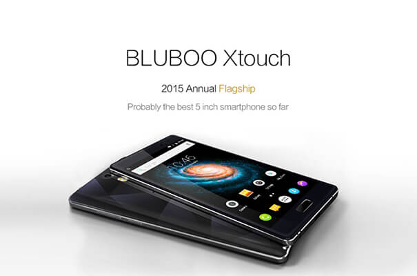 BLUBOO Xtouch smartphone