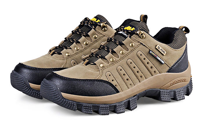 QIFENGCAMEL Female Wearable Outdoor Hiking Sneakers