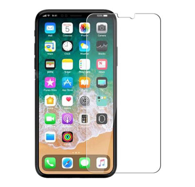 Tempered Glass Screen Protective Film for iPhone 8