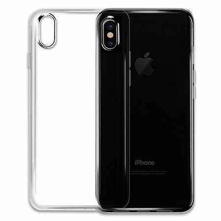 Ultra-thin Protective Back Case for iPhone 8