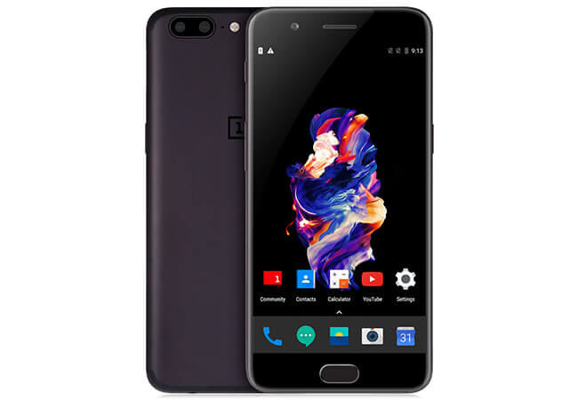 Fix OnePlus 5 phablet charging problems | GearBest Blog