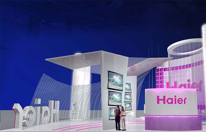 Haier brand introduction and top Haier daily appliances live