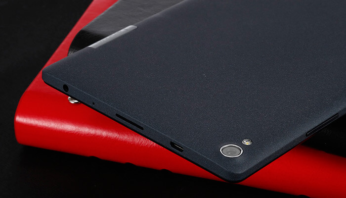 Lenovo P8 Tablet PC camera and interfaces
