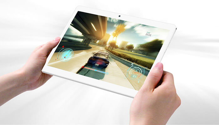 play game on Teclast 98 Octa Core Dual 4G Phablet
