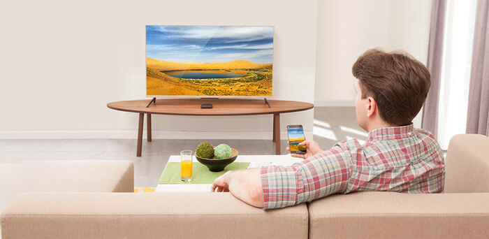 Miracast & Airplay image to TV