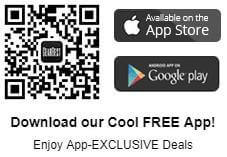 QR code of Google Play or APP Store