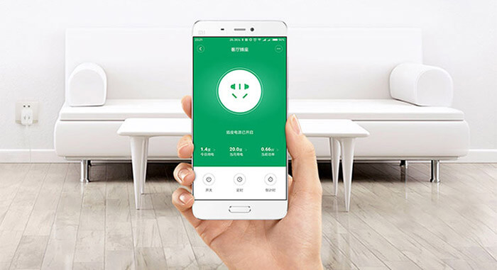 Xiaomi smart outlet
