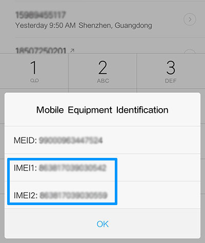 How to find the IMEI number of Xiaomi smartphone | GearBest Blog