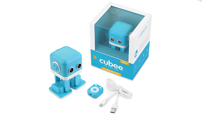 TurBowing Cubee F9 Robot unbox