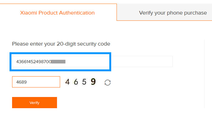 3 reliable ways to verify if your Xiaomi device is original