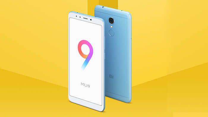 Xiaomi Redmi Note 5 With 18 9 Display And Front Led Flash: Xiaomi Redmi 5 Vs Xiaomi Redmi 5 Plus: Two Bezel-less