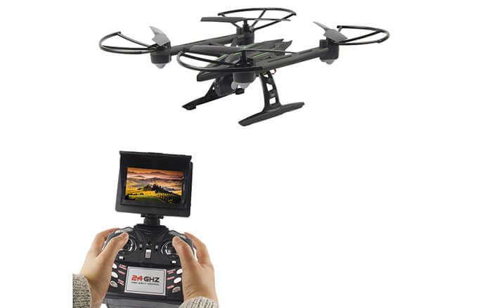 4 best cheap drone with camera under $100 of 2018 on