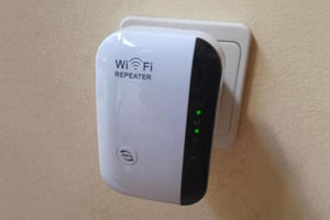 Easily fix WR03 portable wireless repeater problems