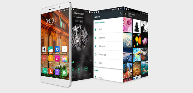 Elephone P9000 phablet common issues